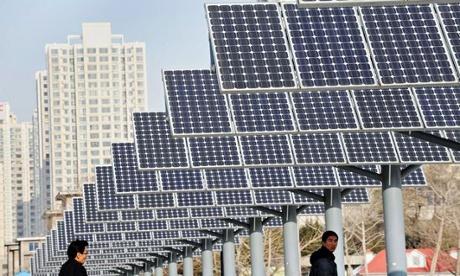 Solar panel default China