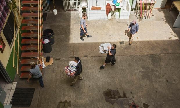 New arrivals at Casa del Migrantes