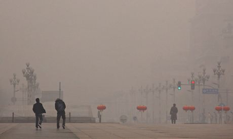 Smog in Beijing square 2012