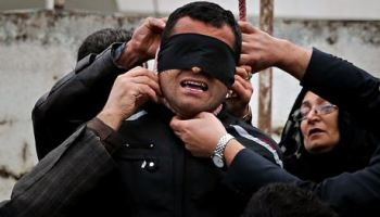 LiveLeak com – Execution Halted By Victims Family In Iran