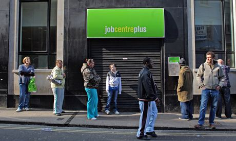 Latest Figures Show UK Unemployment Has Risen Above 2 Million