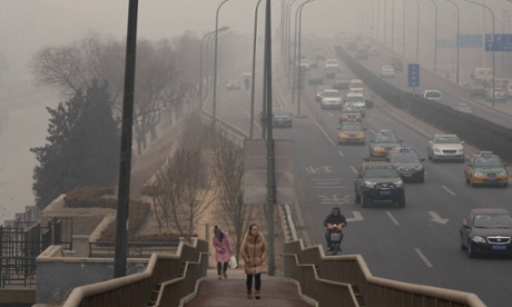 The Chinese government has announced plans to scrap up to 6 million vehicles that don't meet emission standards in a bid to reduce the country's air pollution problems.