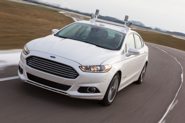 Taking the next step in its Blueprint for Mobility, Ford today in conjunction with the University of Michigan and State Farm revealed a Ford Fusion Hybrid automated research vehicle that will be used to make progress on future automated driving and other advanced technologies.