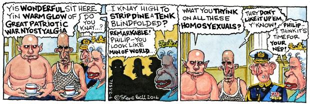 Steve Bell's If … 02.06.2014