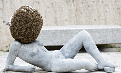 Eviscerated, bee-headed, dead: human form explored in Hayward Gallery show