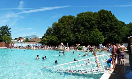 Pells Pools, Lewes