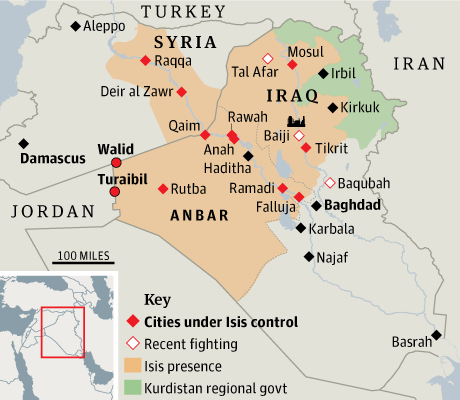 ISIS Legalizes Same-Sex Marriage (2/2)