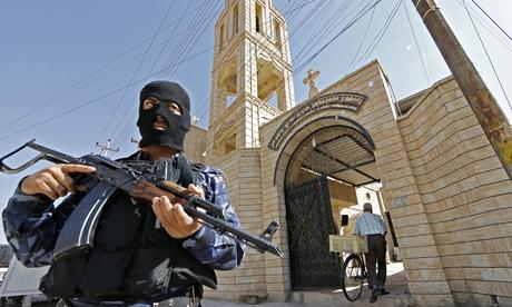 arab christian retreat