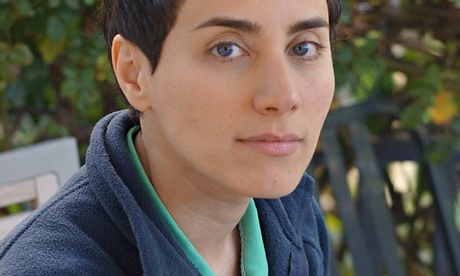 Fields Medal winner Maryam Mirzakhani