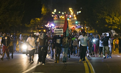Missouri protesters