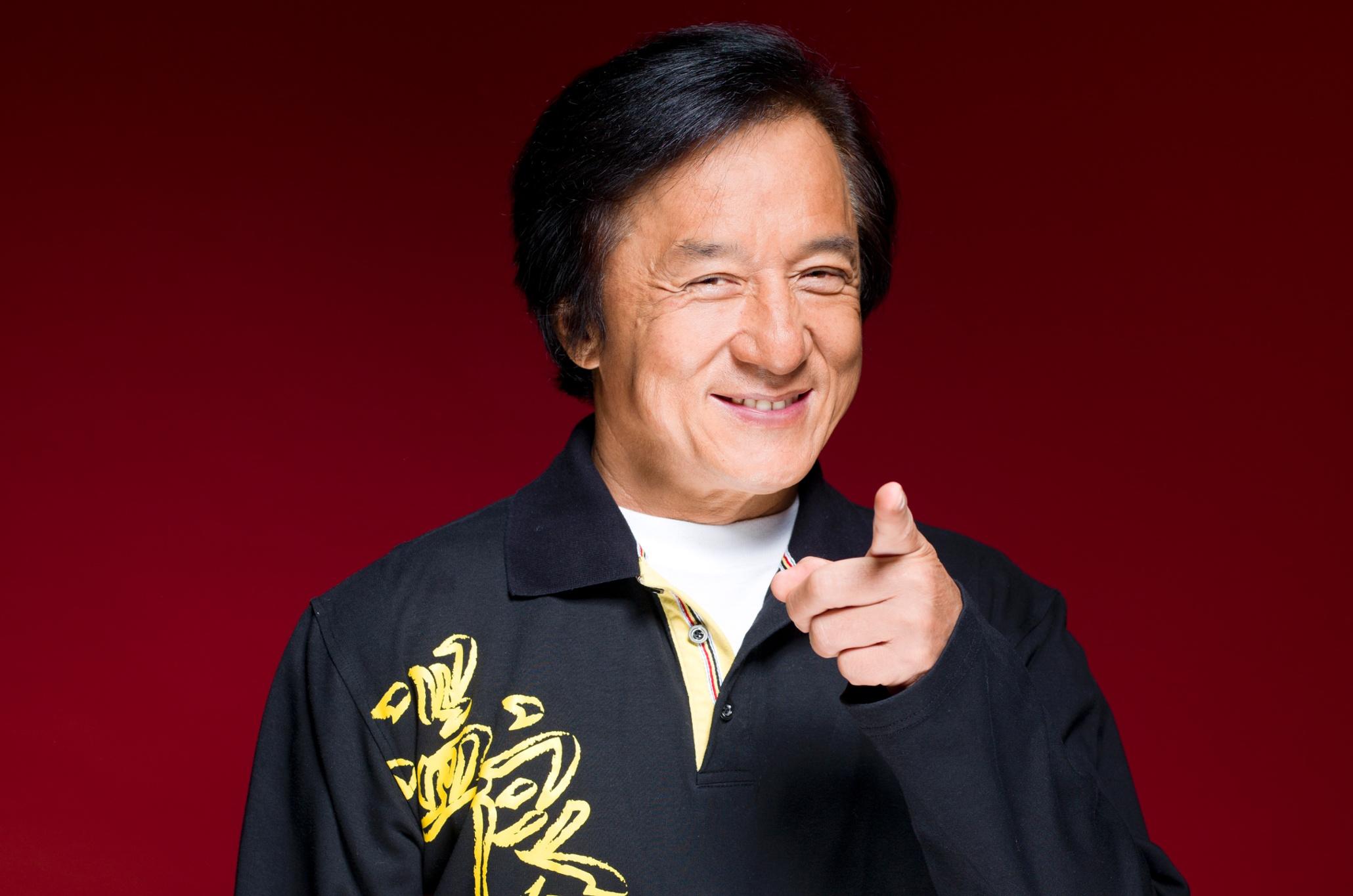 Jackie Chan I Hate Violence Film The Guardian