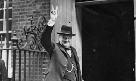 Winston Churchill: witticism about phrasal verbs.