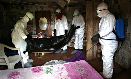 LLiberia Battles Spreading Ebola Epidemic