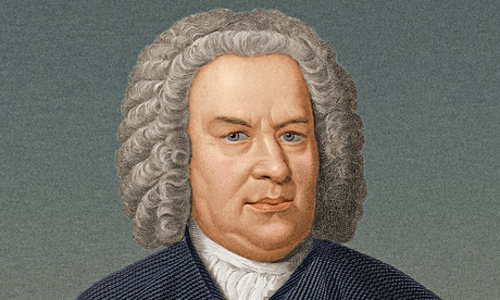J S Bach