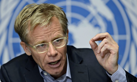 The WHO's assistant director-general Bruce Aylward estimates the Ebola outbreak in Liberia will requ