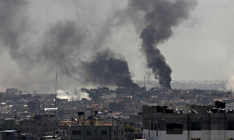 40 Gazans killed in Israeli shelling of Rafah