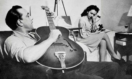You may learn the guitar to impress women ... but you'll never be Django Reinhardt.