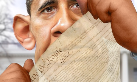 obama constitution cartoon