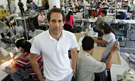 American Apparel Ousts CEO Charney