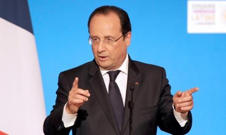 Hollande speech