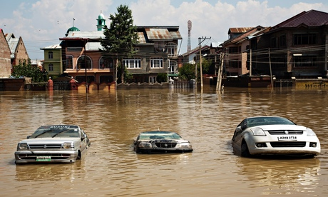 Floods in Kashmir