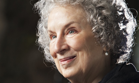 Margaret Atwood - peoplewhowrite