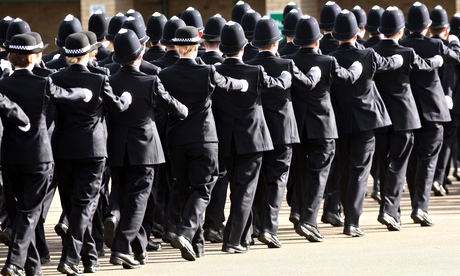 Passing Out Ceremony at the Metropolitan Police Peel Centre, Hendon, London, Britain - Mar 2009
