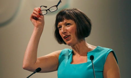 Frances O'Grady, General Secretary of the Trades Union Congress (TUC).