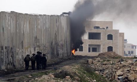قوات الأمن الإسرائيلية