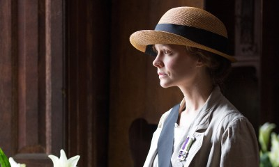 Carey Mulligan stars in historical drama Suffragette