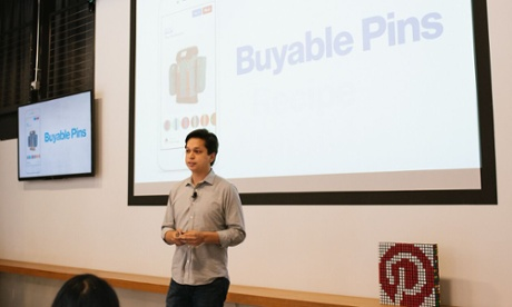 Ben Silbermann in San Francisco