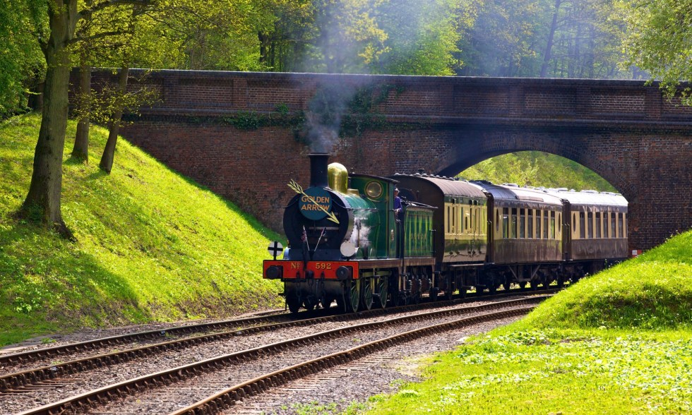 Take the kids to … the Bluebell Railway, East Sussex ...