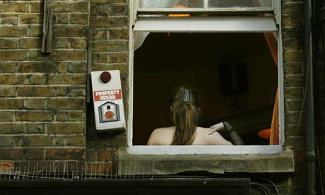 Sex worker in London