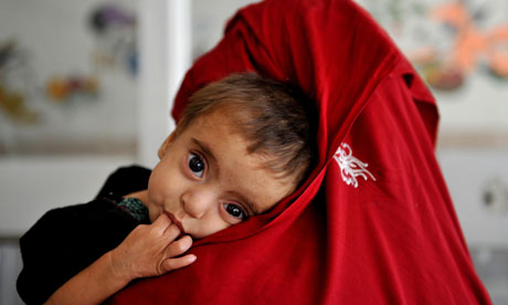 Malnutrition in Afghanistan