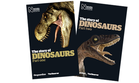 Dinosaur guides