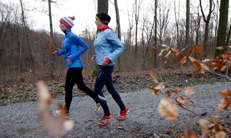 Running blog: how was your weekend running? Source: guardian.co.uk
