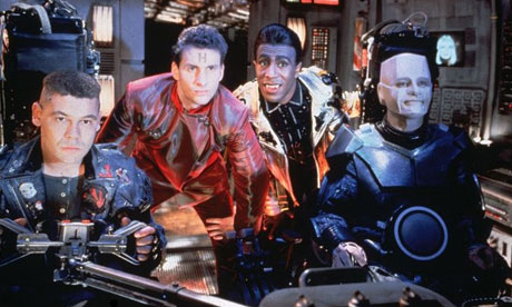 Picture from http://www.theguardian.com/media/2009/jan/27/red-dwarf-cast-reunited