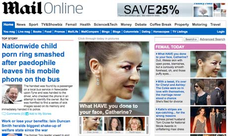 Daily Mail shuffles features executives as Mail Online ...