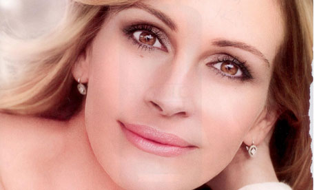 Julia Roberts dans la publicité L'Oréal (Photo: Supplied)