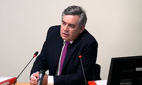 Leveson inquiry: Gordon Brown