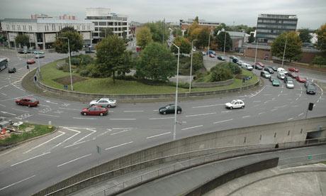 slough roundabout