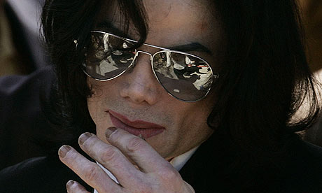 Michael Jackson's fingernails in 2007.