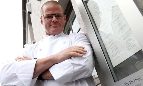 Fat Duck restaurant re-opens