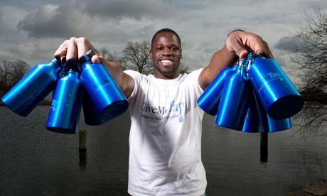 Young entrepreneur Edwin