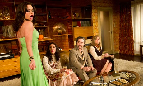 Abigails Party review Stage The Guardian