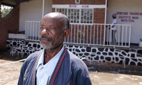 rwandan genocide - thomas kanyeperu