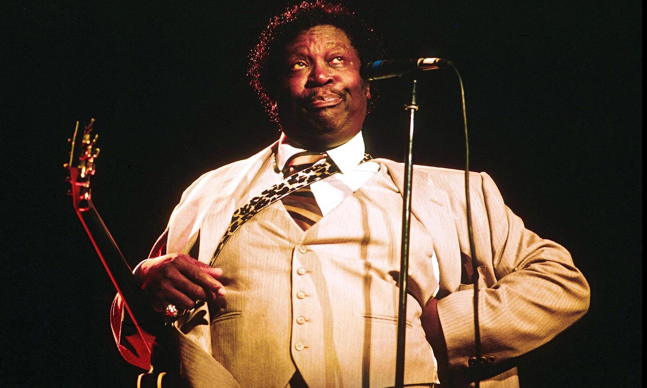 Bb King A True Blues Aristocrat