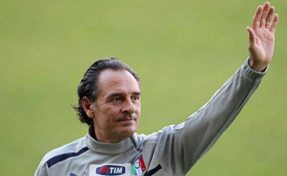 Cesare Prandelli Melontarkan Dukungan Kepada Antonio Conte