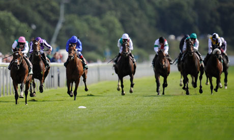 Frankel wins at York