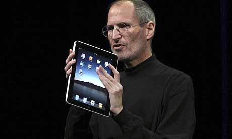 """""""El iPad"""""""